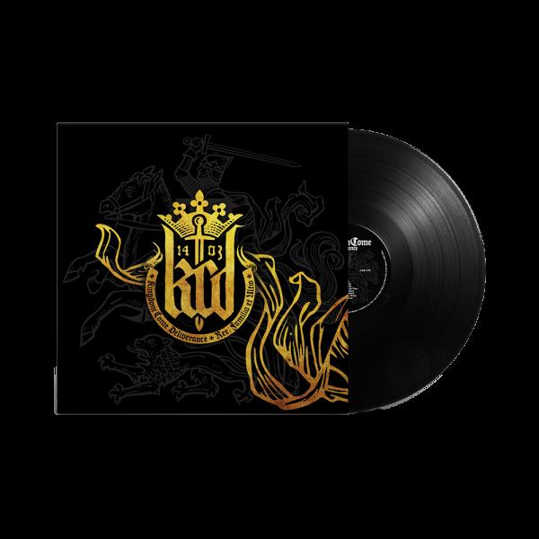 KINGDOM COME DELIVERANCE OST VINYL