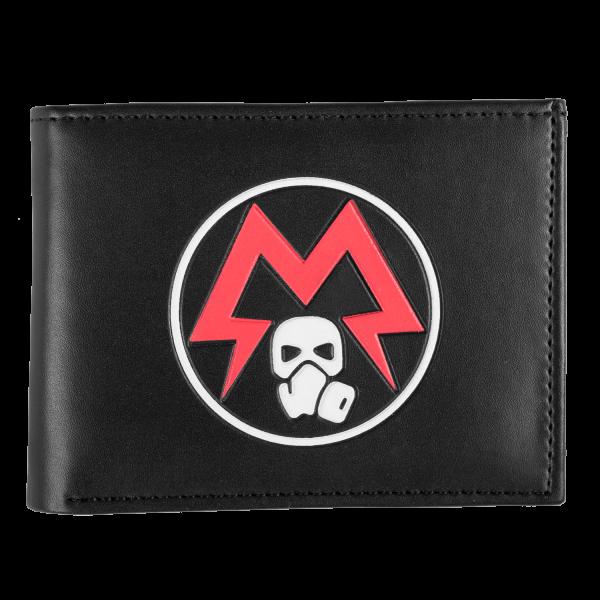 """Metro Exodus Wallet """"Spartan Logo"""""""