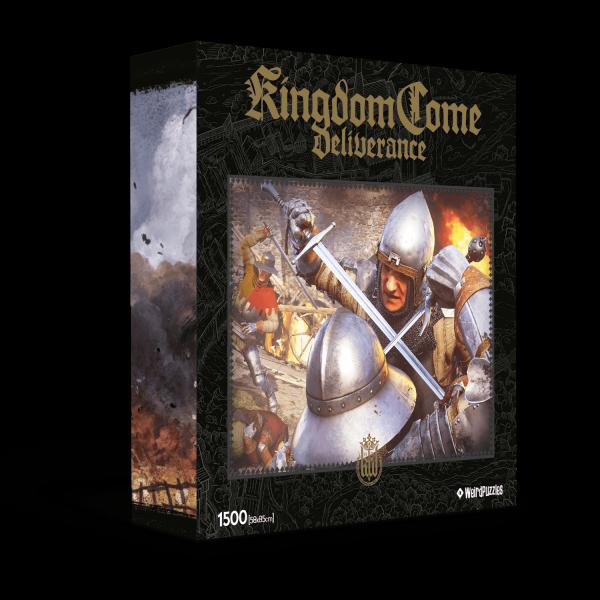 KINGDOM COME DELIVERANCE PUZZLE 2 - MAN AGAINST MAN