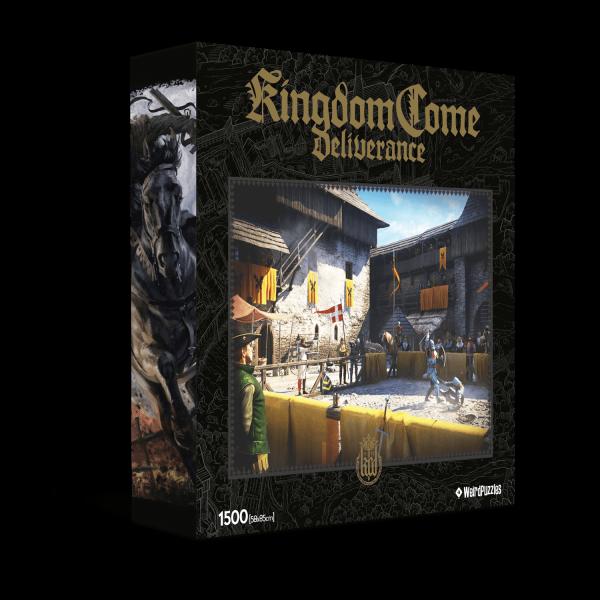 KINGDOM COME DELIVERANCE PUZZLE 3 - ARENA