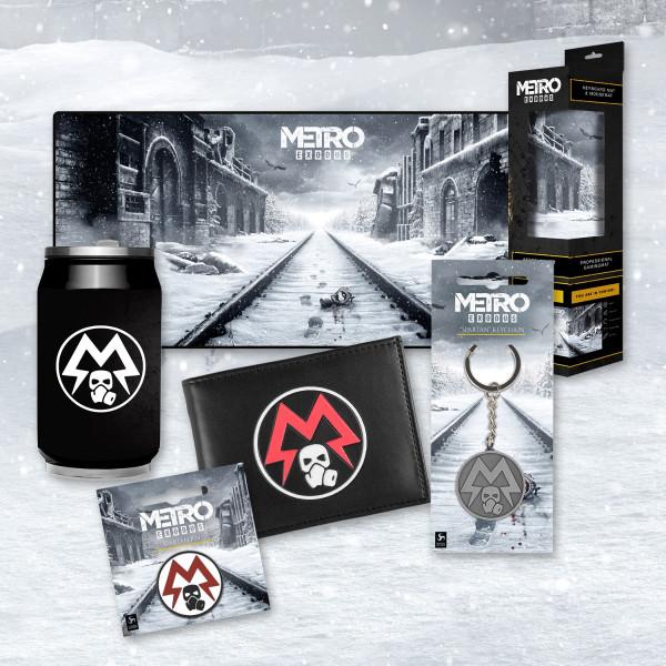 Metro Exodus Spartan Fanpack