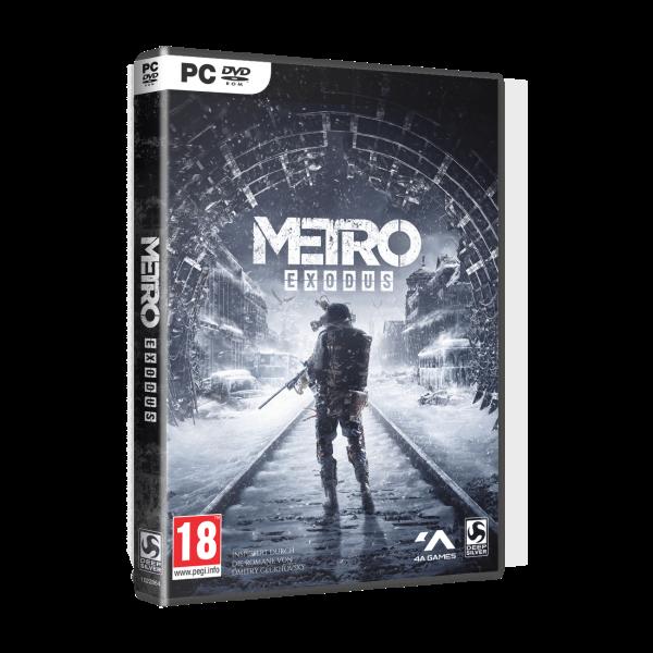 METRO EXODUS DAY ONE EDITION PC PEGI